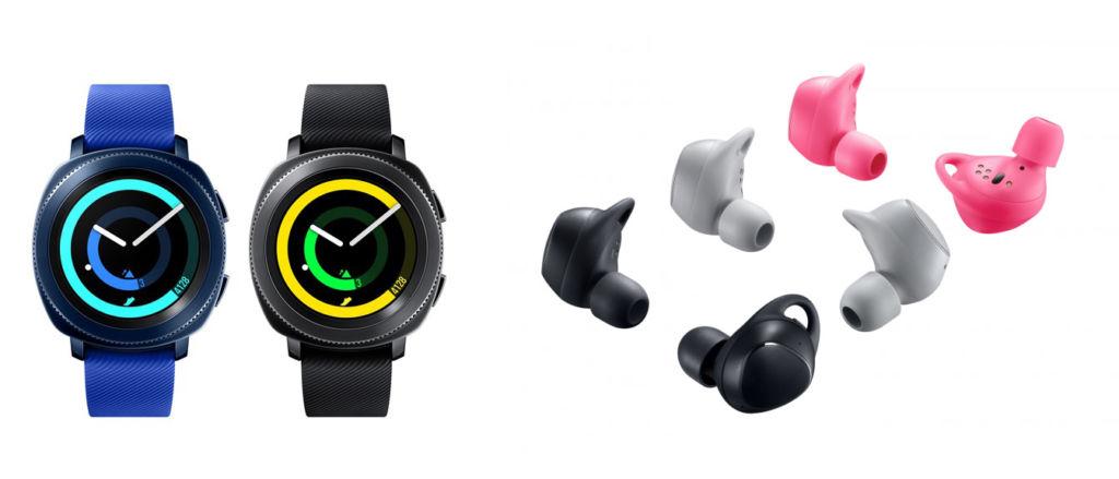 Gear Sport y Gear Icon X: más allá del bienestar físico - gear-sport-icon-x-samsung