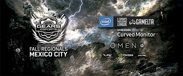 Gears of War 4 Fall Regionals Mexico City tiene nuevo campeón - gears-of-war-4-fall-regionals-mexico-city