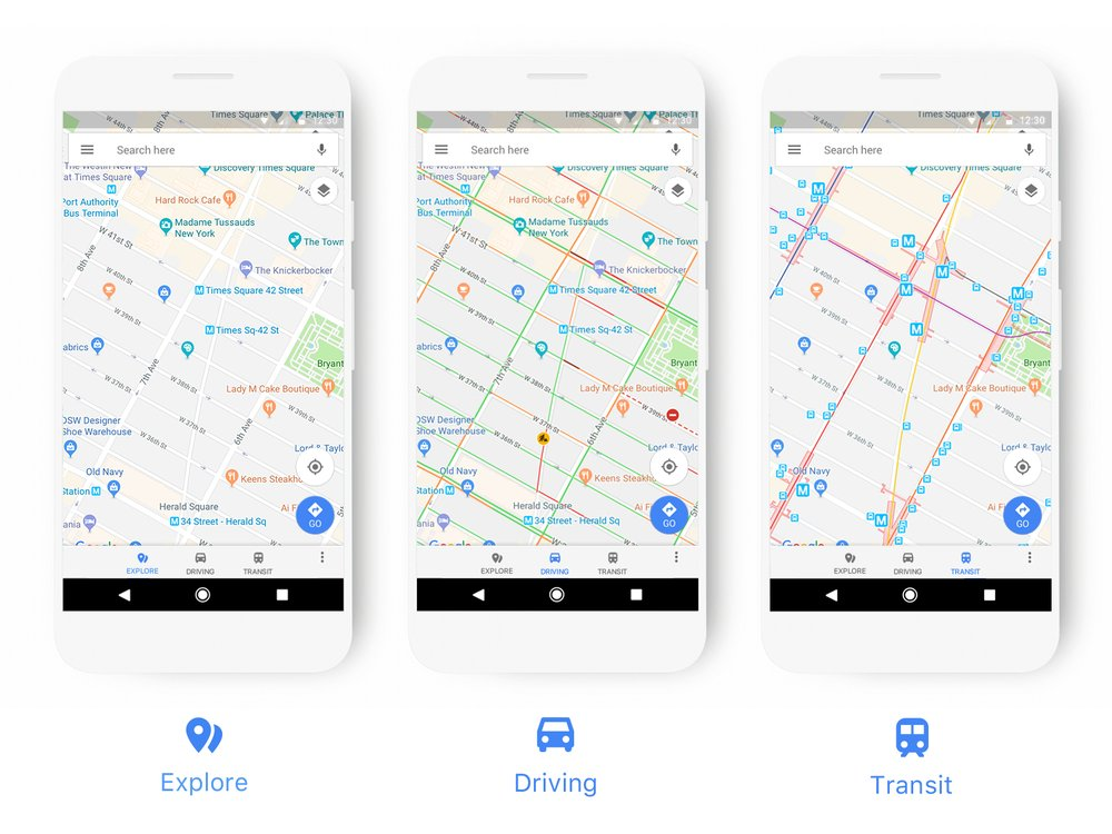 Google Maps recibe un lavado de cara para entender la información de manera más sencilla - gmaps-dynamic-info