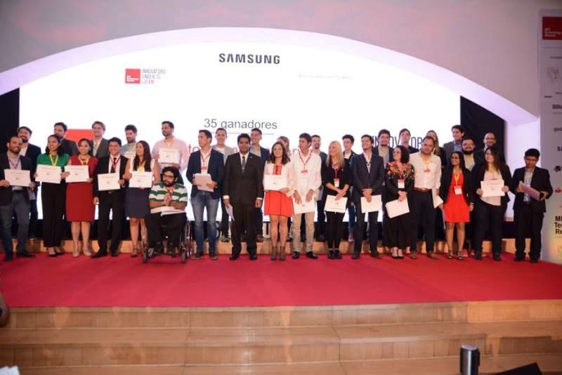 Premian a los cinco Innovadores menores de 35 más influyentes de Latinoamérica - innovadores-800x534