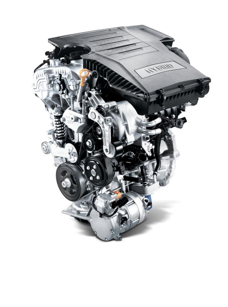 Hyundai Ioniq: el auto híbrido de diseño futurista que ya está disponible en México - ioniqmotor