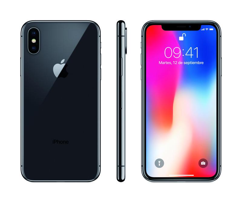 El nuevo iPhone X ¡llega a AT&T el 3 de noviembre! - iphonex-att-nov-800x672