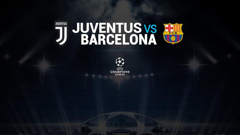 Juventus vs Barcelona EN VIVO: Dybala y Messi chocan por la Champions