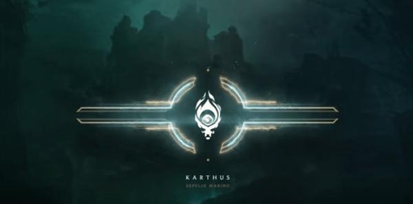 """""""Leyendas"""", una serie de audiocuentos que cuentan las historias de los campeones de League of Legends - karthus-leyendas-league-of-legends"""