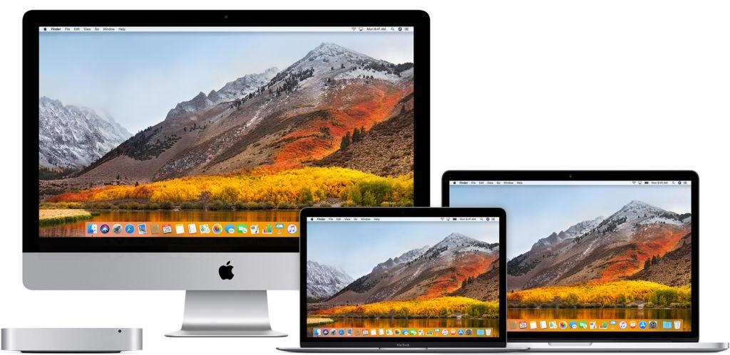 Apple resuelve el error de seguridad encontrado en macOS High Sierra - macos-high-sierra-on-macs