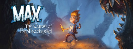 Max: The Curse of Brotherhood llegará a Nintendo Switch el 21 de diciembre