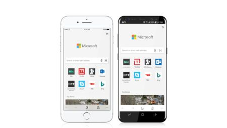 Microsoft Edge ya está disponible de manera pública para iOS y Android