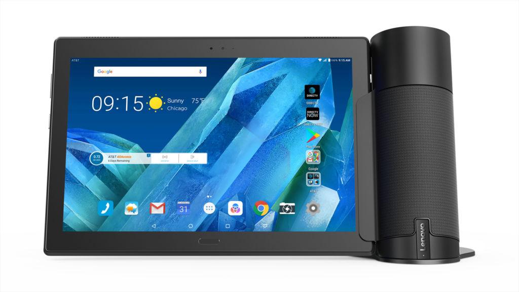 mototab speaker Moto Tab: esta es la primera tablet de Motorola bajo el mando de Lenovo