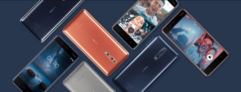 El Nokia 8 ¡Ya disponible en México! - nokia-8-800x305