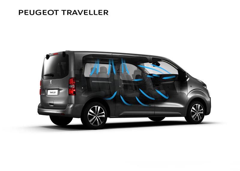 Nueva Peugeot Traveller llega a México - nueva-peugeot-traveller-5-800x571