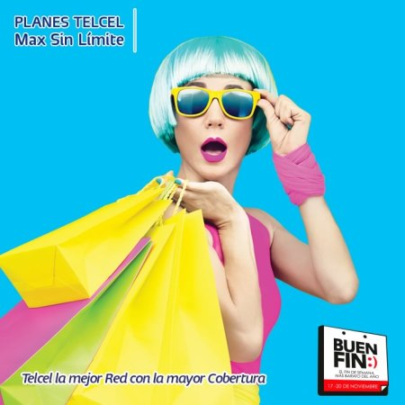 El Buen Fin 2017 en Telcel; promociones en celulares, amigo kit y planes