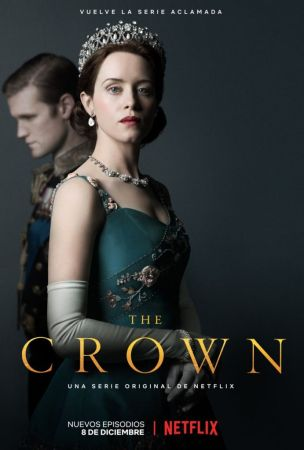 Trailer oficial de la segunda temporada de The Crown es presentado por Netflix
