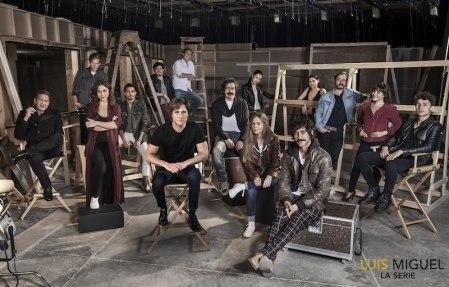 La serie de Luis Miguel en Netflix inicia grabaciones