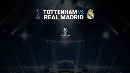 Tottenham vs Real Madrid, Champions 2017-2018 | Resultado: 3-1
