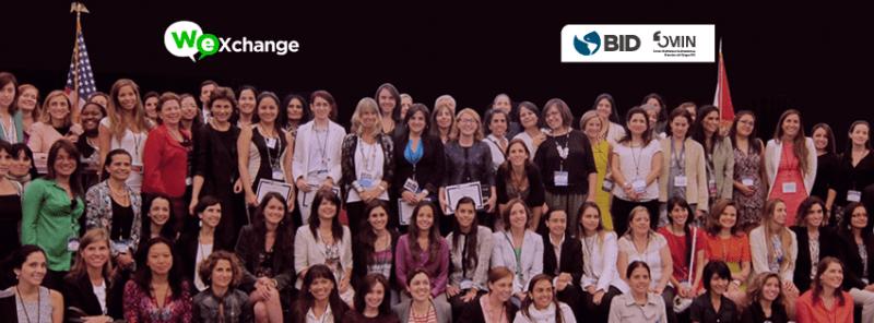 WeXchange reunirá a las emprendedoras que están transformando el mundo - wexchange-800x296