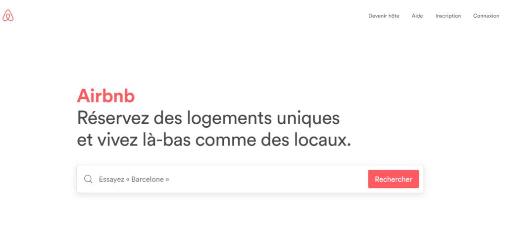 Paris se va contra Airbnb y servicios similares que no registren propiedades de sus anfitriones - airbnb-francia-pagina-inicial