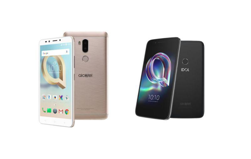 IDOL5 y A7 XL: nuevos smartphones de Alcatel llegan a México
