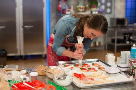 """Estreno de """"Competencia de Galletas de Navidad"""" en Food Network"""