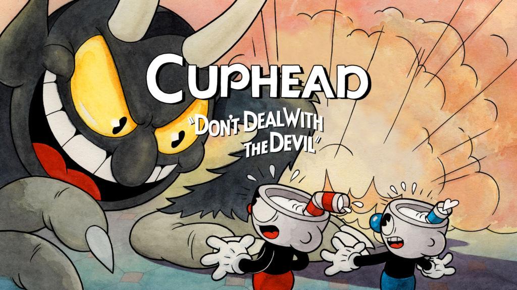 Cuphead se apareció por la App Store, y no, no era una versión oficial - cuphead__hero_art