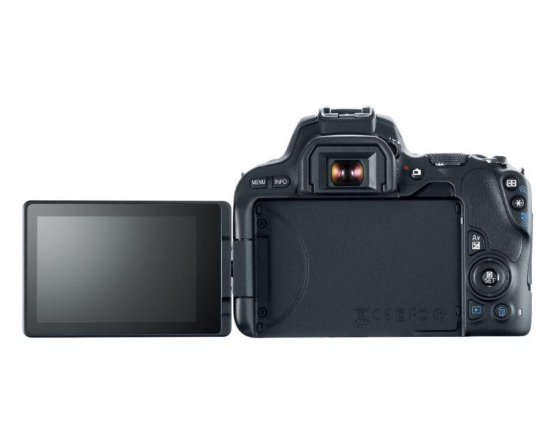 Nueva Canon EOS Rebel SL2: ideal si quieres iniciar en el mundo de la fotografía - eos-rebel-sl2-canon-3