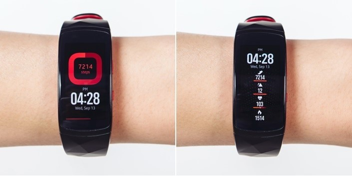 Gear Fit2 Pro, el regalo ideal para comenzar el 2018 de manera saludable - gear-fit2-pro-samsung_3