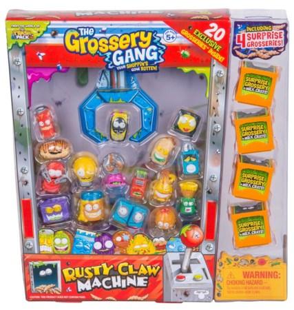 grossery gang rusty claw mega pack 427x450 El juguete más deseado para la temporada navideña y de reyes