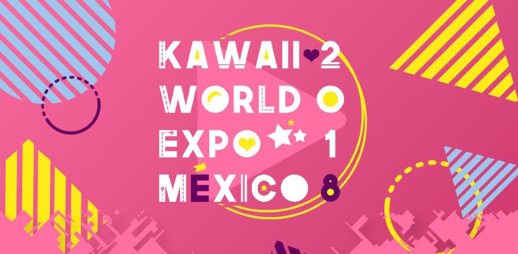 J'Fest 2018: evento de la cultura pop japonesa en la Ciudad de México - kawaii-2-world-expo-mexico
