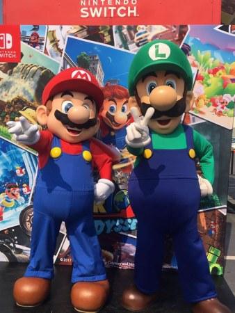 Nintendo Switch sobre ruedas llega a CDMX para las fiestas decembrinas