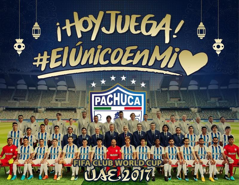 Pachuca vs Wydad, Mundial Clubes 2017 | Resultado: 1-0 - pachuca-vs-wydad-mundial-clubes-2017-internet-800x620