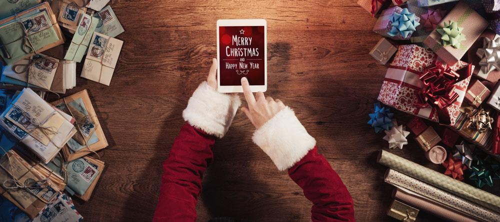 Crear y enviar postales de navidad desde tu celular con estas apps - postales-navidad-feliz-navidad-app
