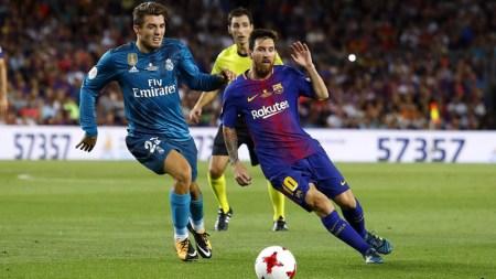 Real Madrid vs Barcelona, J17 Liga 2017-18   Resultado: 3-0