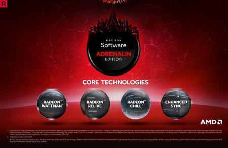 AMD lanza Radeon Software Adrenalin Edition, ofrece una experiencia de juego inmersiva