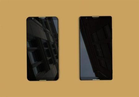 Estos serían los nuevos smartphones Sony Xperia para el 2018