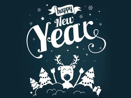 Tarjetas de año nuevo 2018: Apps y sitios para enviarlas o crearlas tu mismo