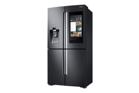 CES 2018: Samsung presenta su nueva generación del refrigerador inteligente