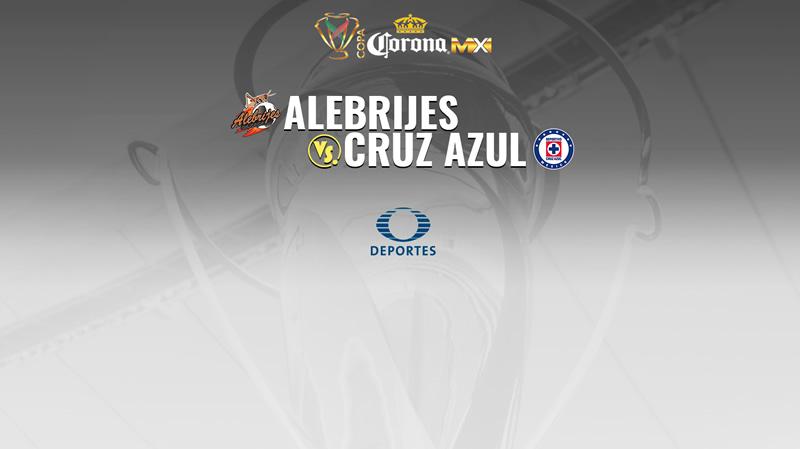 Alebrijes vs Cruz Azul, Jornada 1 Copa MX C2018 ¡En vivo por internet! - alebrijes-vs-cruz-azul-copa-mx-clausura-2018-tdn-800x449
