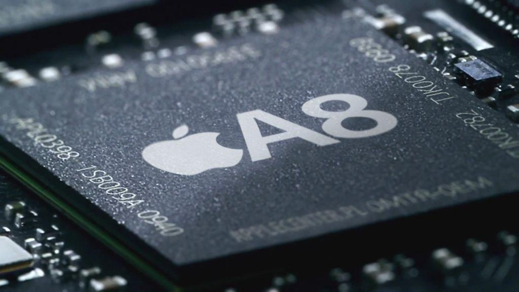 El iPhone 6 reduce su rendimiento al instalarle iOS 11.2.2, la versión que mitiga a Spectre - apple-a8-iphone-6-chip