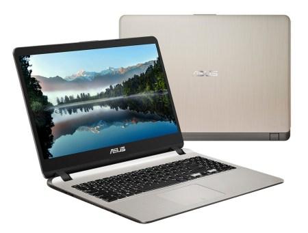 ASUS presenta nuevas computadoras portátiles y AiO en el CES 2018 - asus-x507-450x341