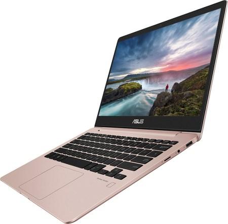 ASUS presenta nuevas computadoras portátiles y AiO en el CES 2018 - asus-zenbook-13-450x442