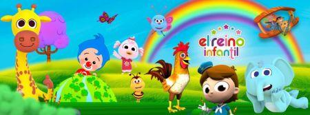 El Reino Infantil: canal infantil distinguido con el Botón de Diamante de YouTube