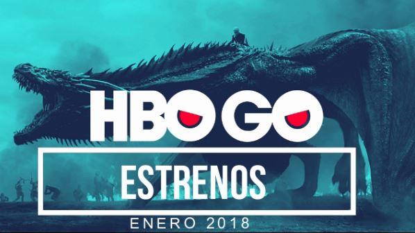 ¿Ya conoces los Estrenos de HBO en Enero de 2018? - hboene2018
