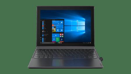 Las novedades de Lenovo en el CES 2018 - laptop-productivity-on-the-lenovo-miix-630-450x254