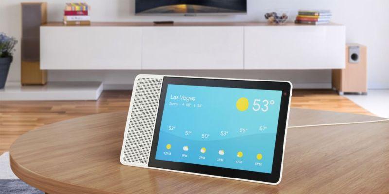 lenovo smart display 800x400 CES 2018: pantalla inteligente de Lenovo con el asistente de Google integrado