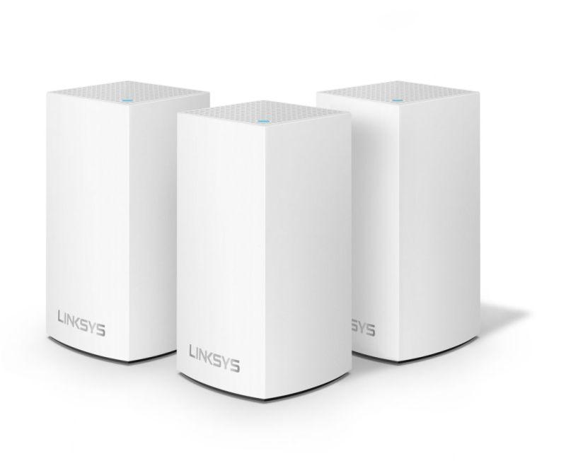Linksys ampliando su línea Velop, el sistema Whole Home Mesh Wi-Fi más premiado del mercado - linksys-velop-dual-band-hero-3-pack-lr-800x652