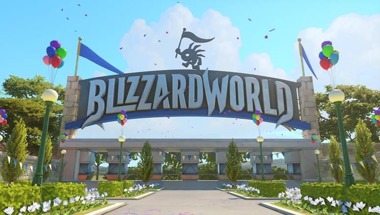 Mapa de Overwatch inspirado en parques de diversiones ¡Ya disponible! - mapa-de-overwatch
