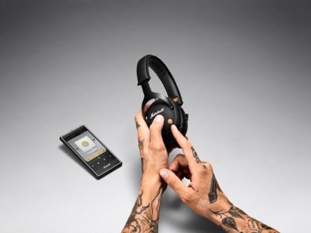 Nuevos Monitor Bluetooth, diseño clásico pero con características avanzadas - marshall_audifonos-monitor-bluetooth_12