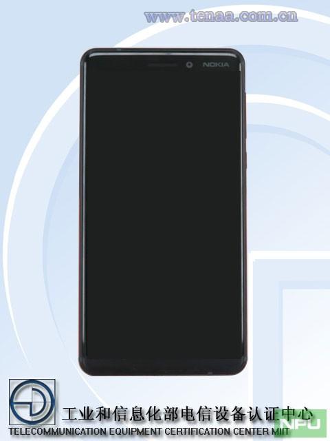 HMD Global presentará la segunda generación del Nokia 6 esta semana - nokia6-tenaa-cert