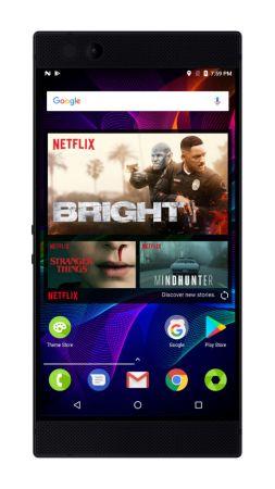 Razer Phone, primer teléfono que soporta formatos de audio y video avanzados para Netflix