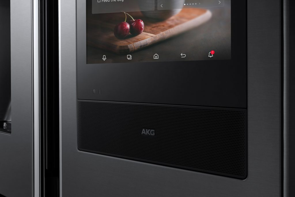 CES 2018: Samsung presenta su nueva generación del refrigerador inteligente - refrigerador-inteligente-family-hub
