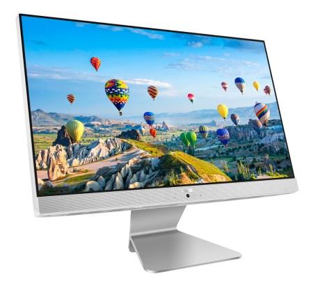 ASUS presenta nuevas computadoras portátiles y AiO en el CES 2018 - vivo-aio-v222-450x410